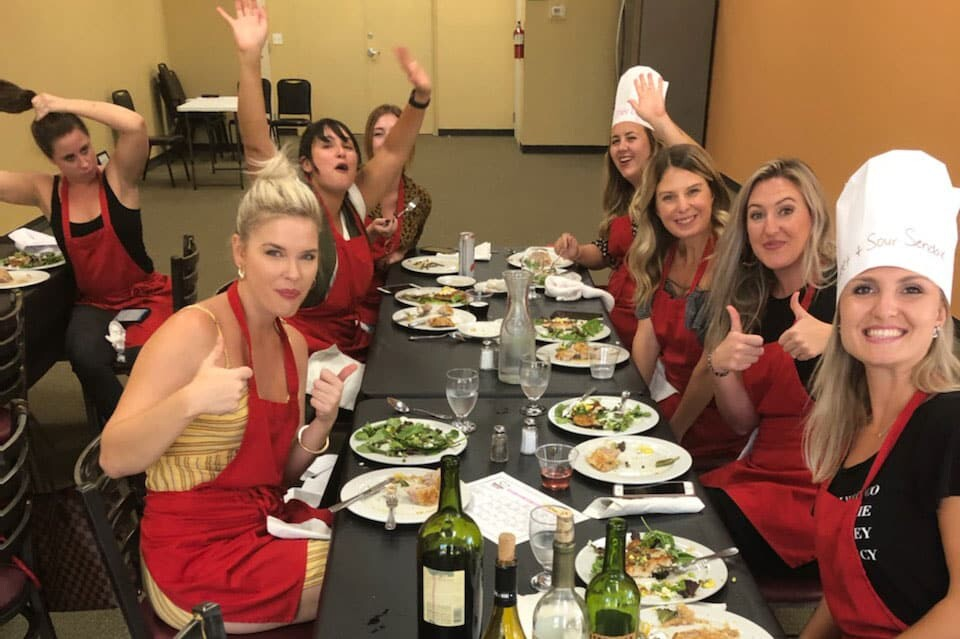 Kitchen Social Cooking Classes Fort Myer Fl Fun Night Out